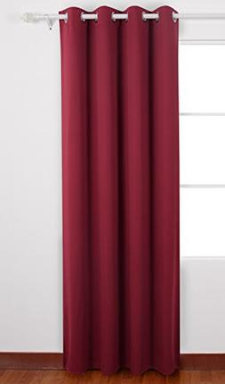 Deconovo Grommet Top High Density Thermal Blackout Curtain R
