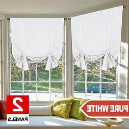 h versailtex pure white curtains thermal insulated