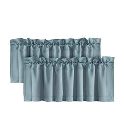 H.VERSAILTEX Home Decorative Energy Efficient Valances for W