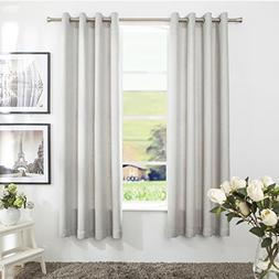 Mayding Home Fake linen Poly Linen Two Tone Thermal Insulate