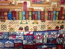 HOME house KITCHEN plates Curtains BTY Cotton quilt FABRIC U