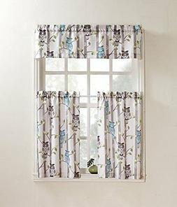 No. 918 Hoot Kitchen Valance
