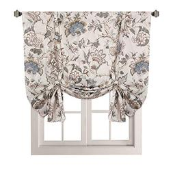 H.Versailtex Thermal Insulated Blackout Curtain Adjustable T