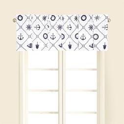 15.5x72 Inches, Sailor'S Bay Valance