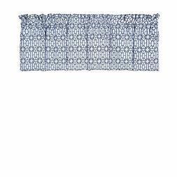 Indigo Sound Valance by C & F