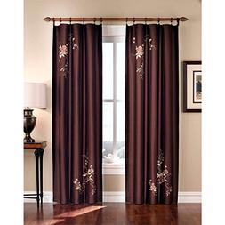 CHF Industries Alessandra Rod Pocket Curtain Panel