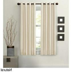 Maytex Jardin Blackout Noise Reducing 63-Inch Curtain Panel