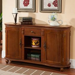 K & B Furniture C1244 Console Table