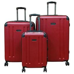 Kenneth Cole Renegade 3-piece Hardside Spinner Luggage Set