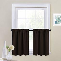 NICETOWN Kitchen Valances Window Treatments - Home Fashion B