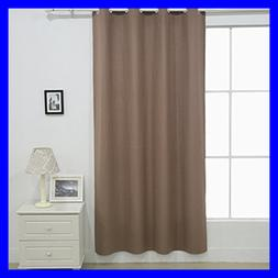 kitchen curtains thermal insulated grommet curtain panel