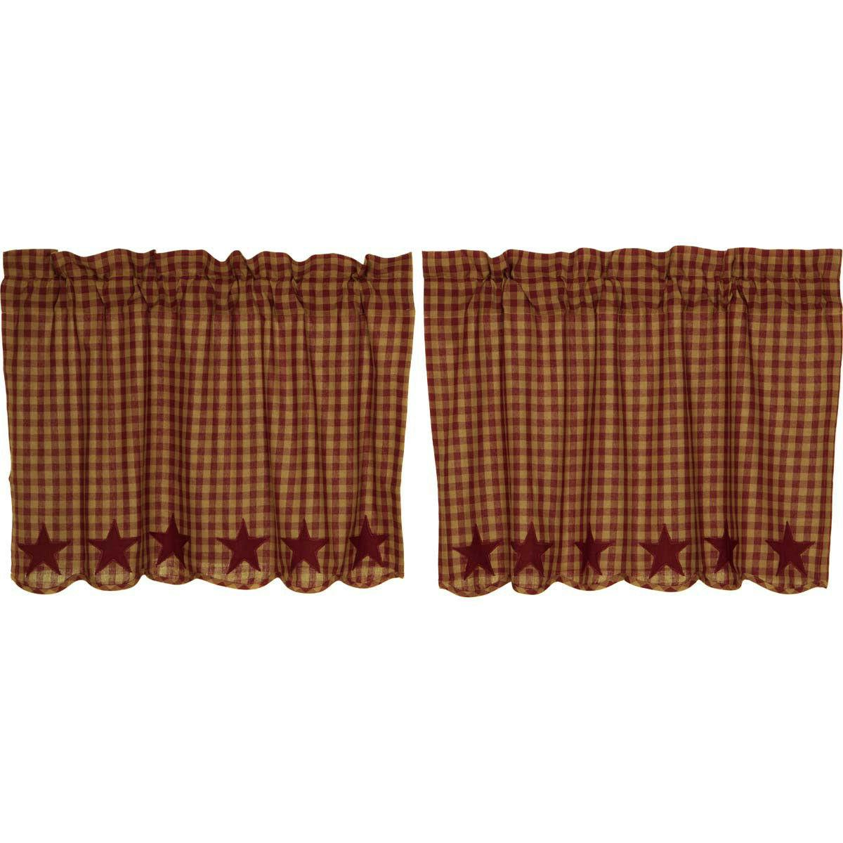 Cafe Curtains 24 Inch Kitchencurtains