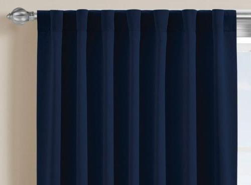 Chezmoi Thermal Insulated Curtain