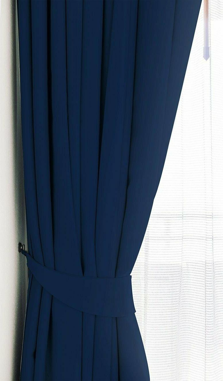 Curtains Blackout Grommet 2 Panel 52x63""