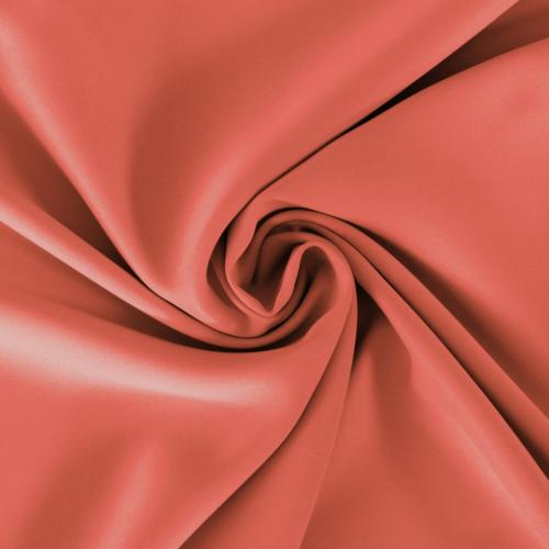 for Living Panel Drapes - Coral Color