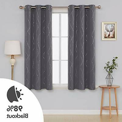 Blackout Grommet Thermal Light Curtains