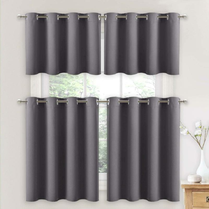 Nicetown Blackout Curtains - Thermal Blackout