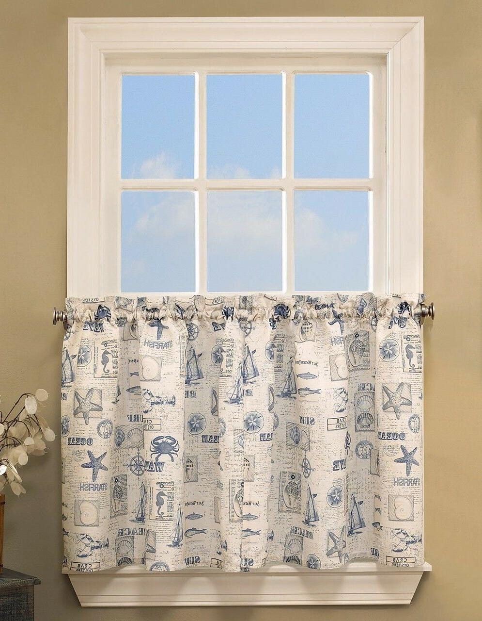 By the Sea Curtains BRAND