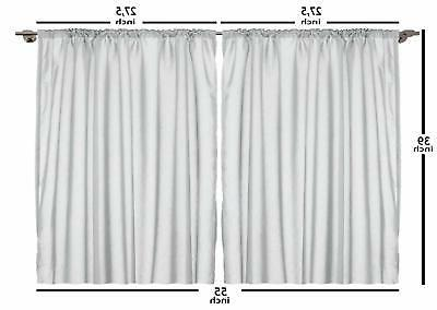 Curtains by, Art Style Featured