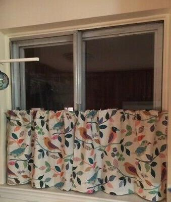 Colorful Curtains Window Treatments Drapery Panels Deco