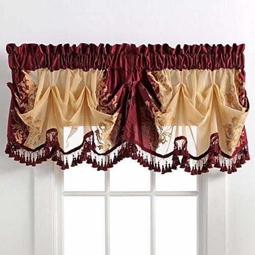 danbury embroidered window treatments single