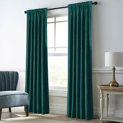 velvet curtains for living room thermal insulated