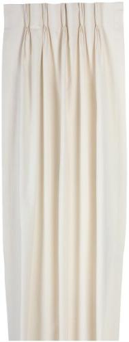 Fireside Pinch Pleated 96-Inch-by-84-Inch Thermal Insulated