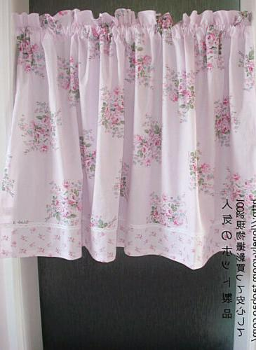 french country cottage shabby chic floral pink