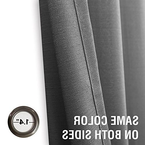 Grey Tiers Kitchen for Curtains Privacy Curtains inch 2 Grommet Top