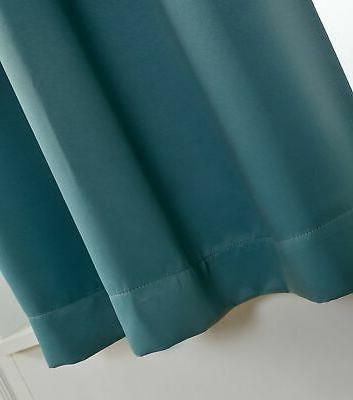 MYSKY Thermal Insulated Window Blackout Curtains for Kids Roo..