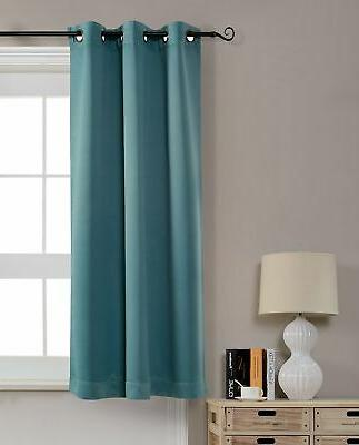 MYSKY Thermal Insulated Window Curtains for Kids