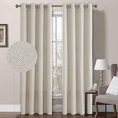 h versailtex classical grommet thermal insulated curtains