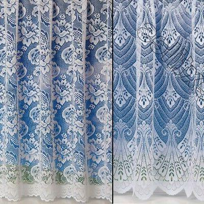 heavy weight window sheer net curtains sold