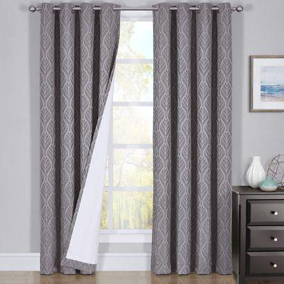Insulated Blackout Curtains /Drapes