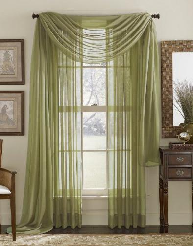 HLCME Sage Green 2 Pack 55 inch