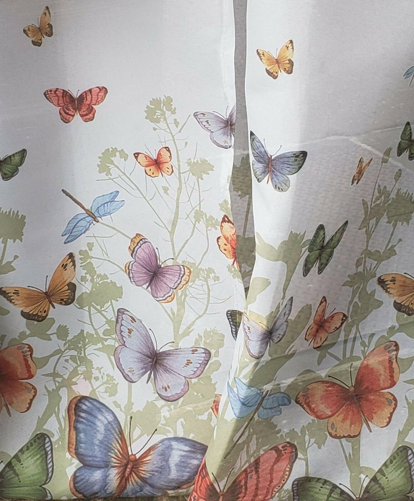 Kitchen Curtains Set: Tiers Swag, by