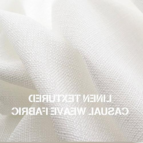 36 Curtains Casual Set Rod Panels