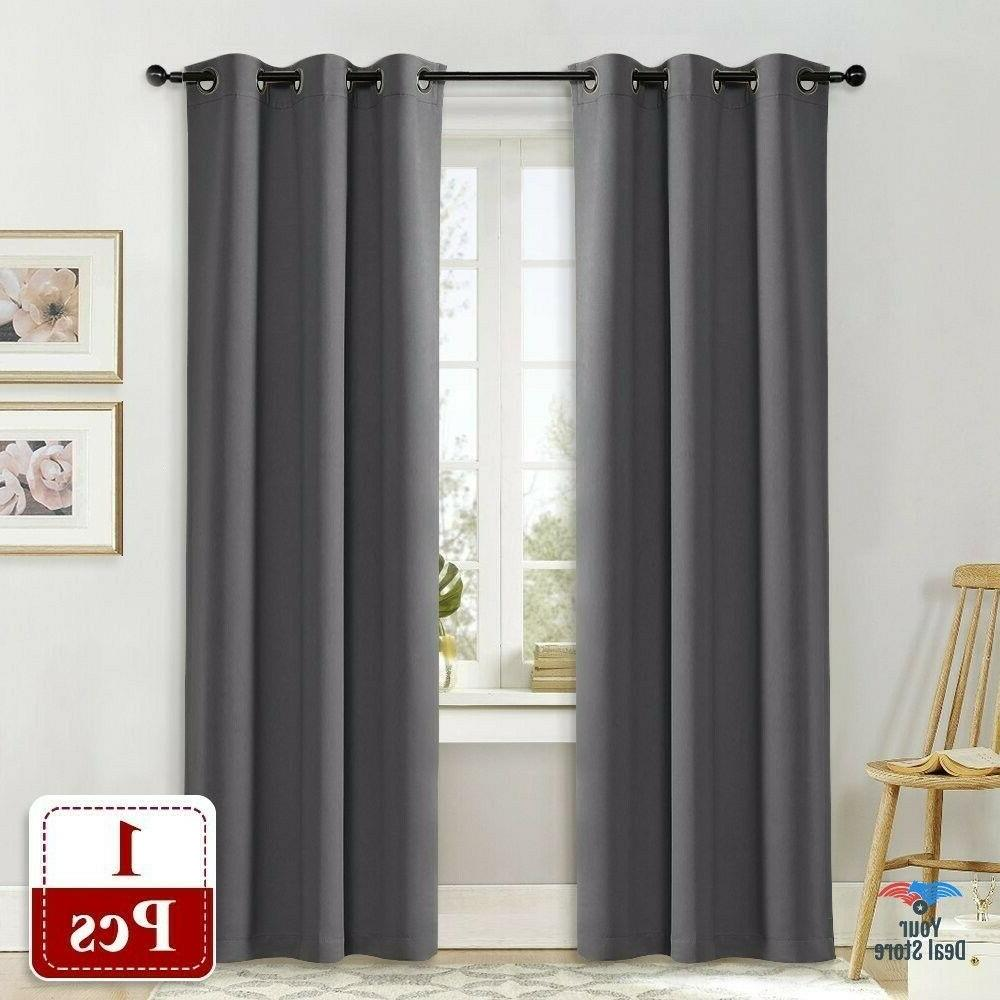Light Blocking Tall Daylight Living Room Valance