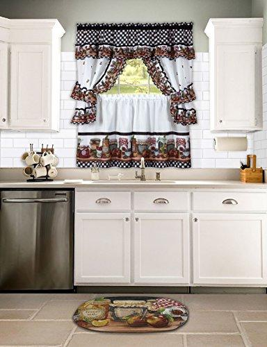 naturally home Kitchen Tiers and 36-Inch Long