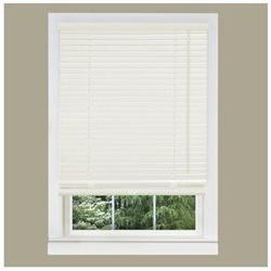 Morningstar GII Cordless Venetian Blind, 39 W x 64 L, Alabas