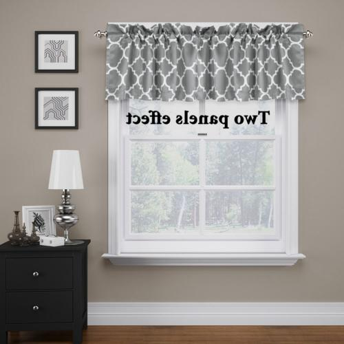 Flamingo P Valance and Window