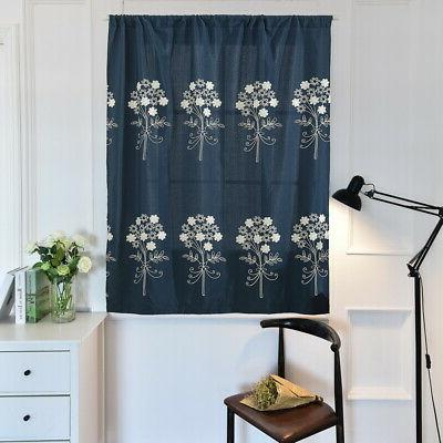 New Window Tie Up Curtain #