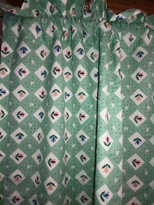 Pair Rod Curtains with Each Panel 44