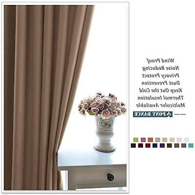 Panels DANCE Kitchen Curtains Insulated Window Treatments