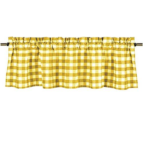 poly cotton gingham checkered plaid