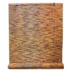 Radiance 3370732 Reed Woven Wood Bamboo Roll Up Window Blind