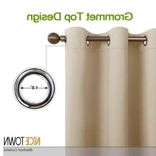 NICETOWN Panels for Living Room, Thermal