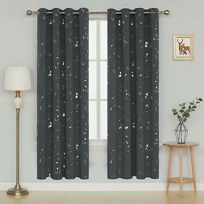 Deconovo Thermal Insulated Blackout Curtains Light