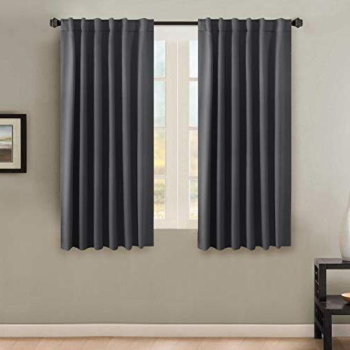 solid insulated thermal blackout grey