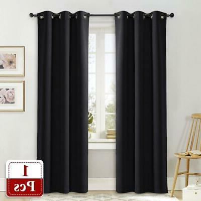 NICETOWN Blackout Curtain Insulated Solid